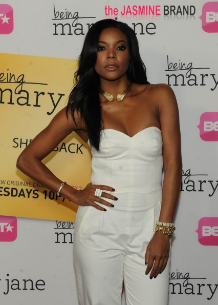 Gabrielle Union at the 'Being Mary Jane' Premiere circa 2013