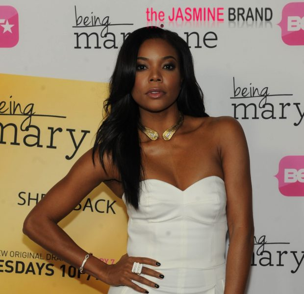 "Gabrielle Union Sues BET Over ""Being Mary Jane"""