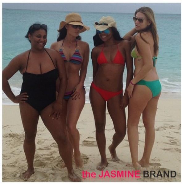 gabrielle union-bikini beach 2013-the jasmine brand