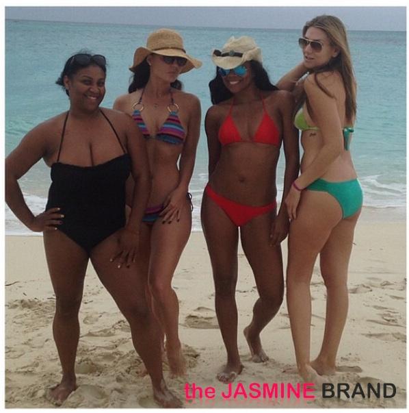 Essence atkins bikini pics thanks for