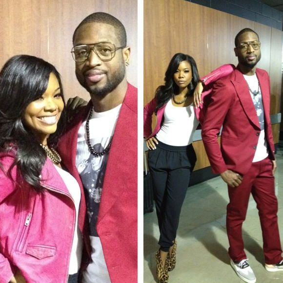 gabrielle union-dwyane wade engaged-the jasmine brand