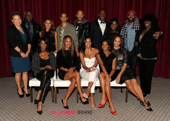 "BET's ""Being Mary Jane"" - Los Angeles Screening"