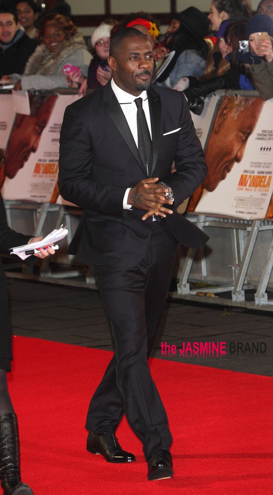 "Royal Film Performance 2013: ""Mandela: Long Walk to Freedom"" - Arrivals"