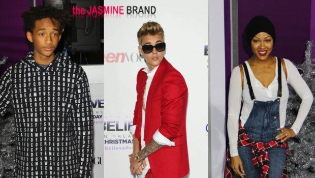 [Photos] Justin Bieber's 'Believe' World Premiere Brings Out Usher, Jaden Smith, Meagan Good & Shawn Wayans