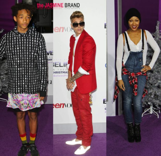 [Photos] Justin Bieber's 'Believe' World Premiere Brings Out Usher, Jaden Smith, Meagan Good & Shawn Wayans