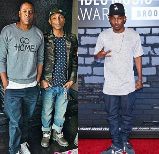 Jay Z Leads With 9 Grammy Nominations + Kendrick Lamar, Pharrell, Justin Timberlake Nominated For 7 + See the FULL List