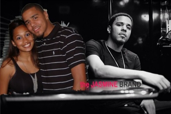 jcole-secretly engaged to college girlfriend-melissa-the jasmine brand