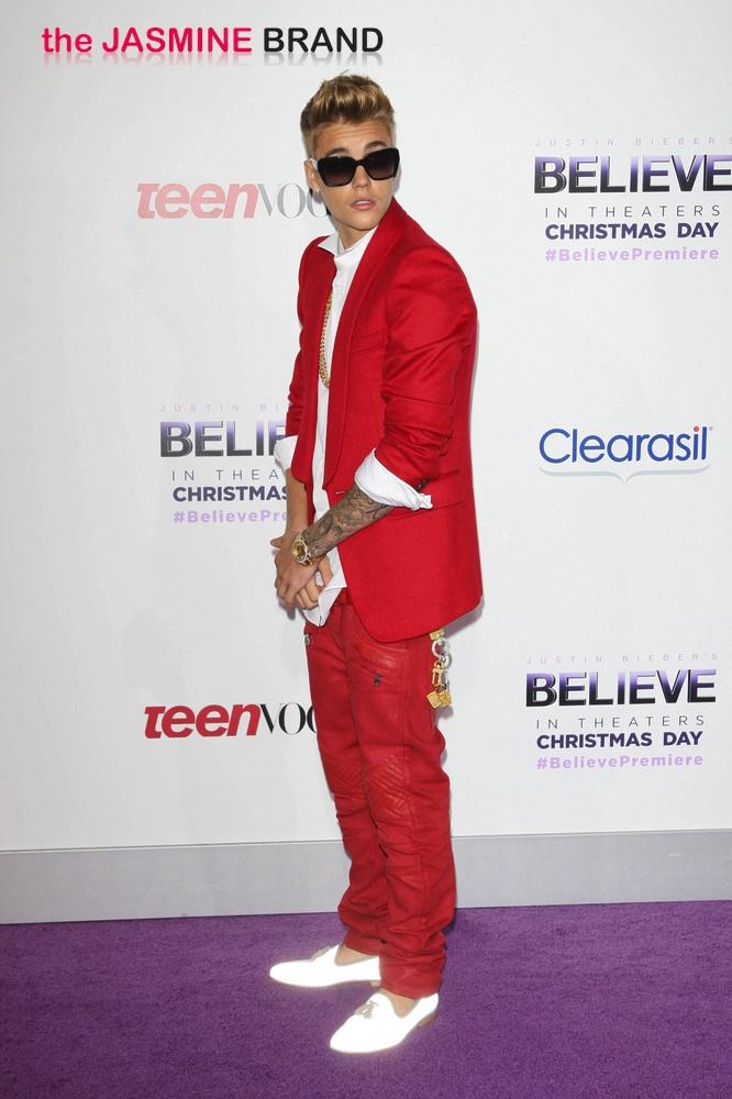 """""""Justin Bieber's Believe"""" World Premiere - Arrivals"""