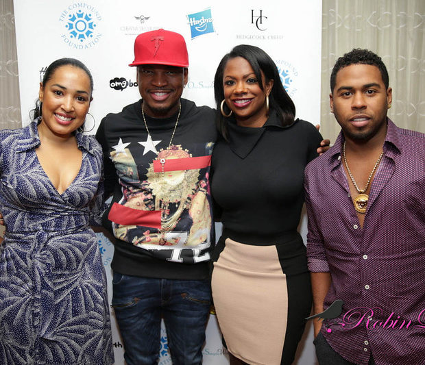 NeYo's 'Giving Tour' Stops In ATL: Kandi Burruss, Keshia Knight-Pulliam & More Lend Support