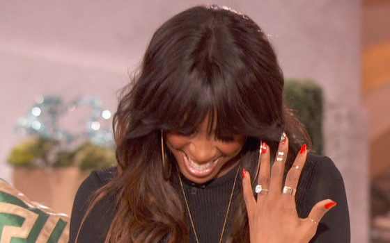 [VIDEO] He Put A Ring On It! Kelly Rowland FINALLY Confirms Engagement: 'He proposed on SKYPE!'