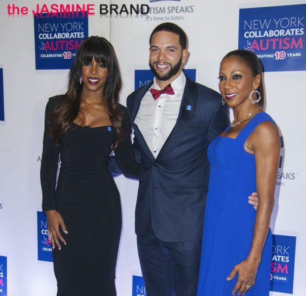 [Photos] Kelly Rowland, Holly Robinson Peete, 'Orange Is the New Black' Cast Attends Winter Ball for Autism