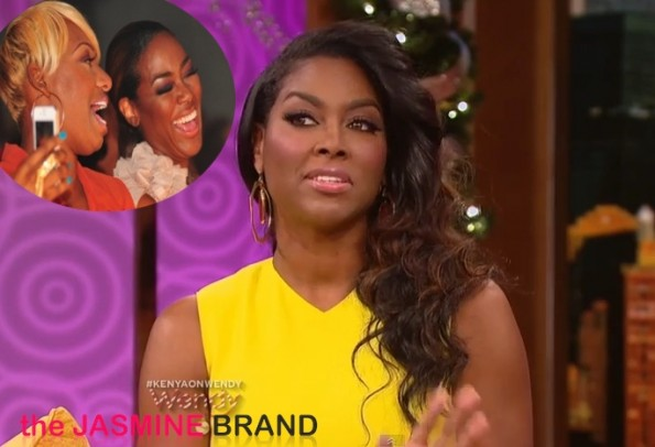 kenya moore-wendy williams-talks fight with nene leakes-the jasmine brand