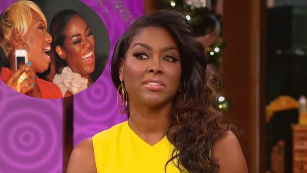 [VIDEO] Kenya Moore Blames Crumbling Friendship With NeNe Leakes On Her Being Semi-Unemployed in Hollywood