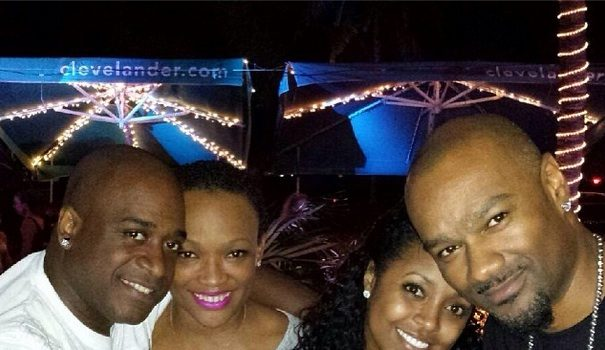 No Longer A Secret: Keshia Knight Pulliam & Big Tigger Caught Cup Cakin' In Miami