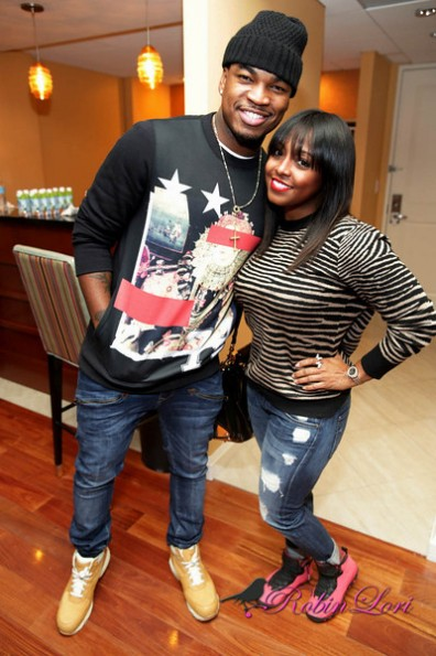 keshia knight pulliam-neyo-giving tour-boys and girls club 2013-the jasmine brand