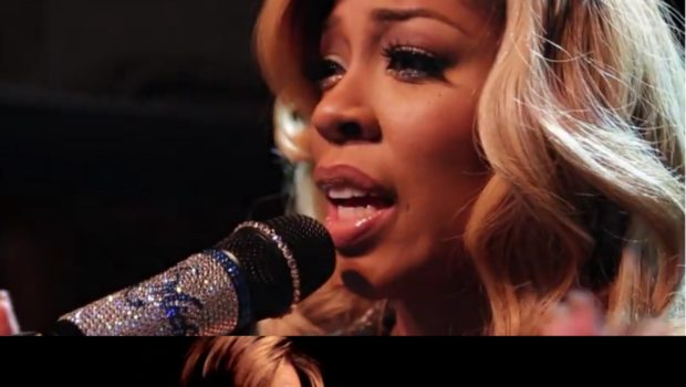 [WATCH] K.Michelle Releases 'Christmas Night' Video, Announces Tour With Robin Thicke