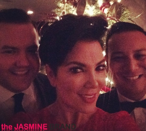 kris jenner-kardashian-christmas eve party 2013-i-the jasmine brand