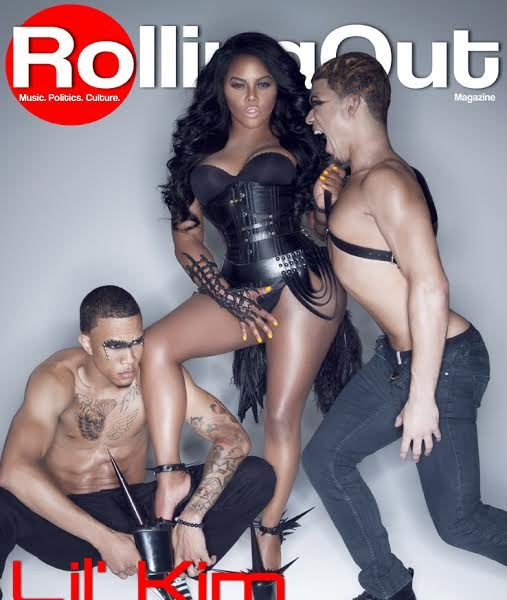 Lil Kim Covers Rolling Out: Talks Strained Relationship With Diddy & Saying No to Reality TV