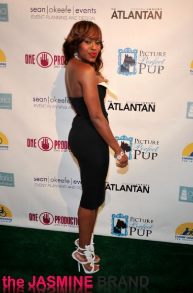 married to medicine-quad lunceford webb-canine couture fashion show-b-the jasmine brand