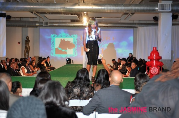 married to medicine-quad lunceford webb-canine couture fashion show-the jasmine brand
