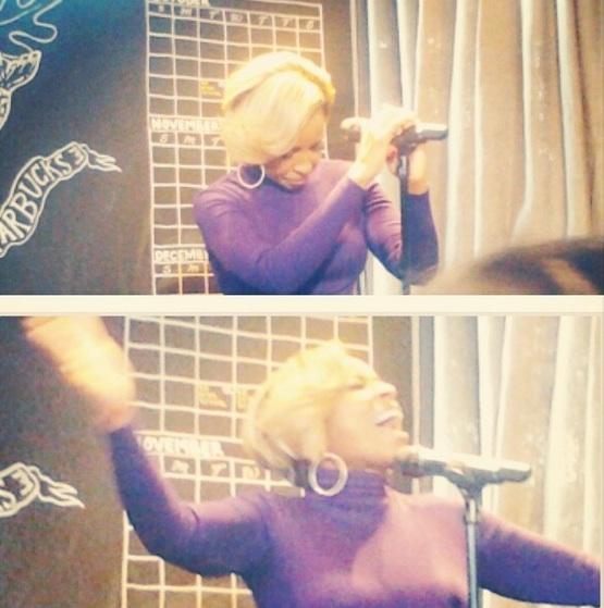 mary j blige-star bucks ywca-girls first-sings-the jasmine brand
