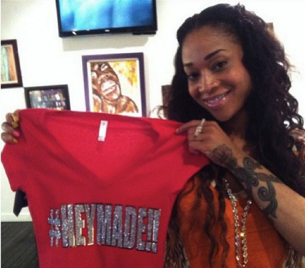 Meme From Love And Hip Hop Tattoo Mimi faust-made clothing