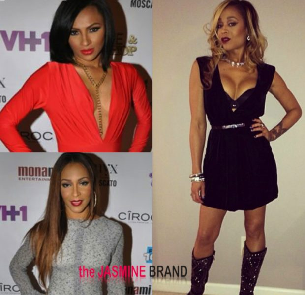 Mimi Faust Says She Feels Sorry For Love & Hip Hop's Tara Wallace: My heart goes out to you.