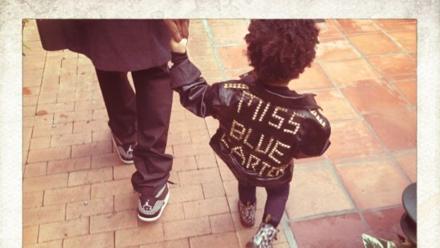 [Photos] Too Cool For School: Blue Ivy's Fashion Style Shines, Jay Z Smiles More + More Carter Photos