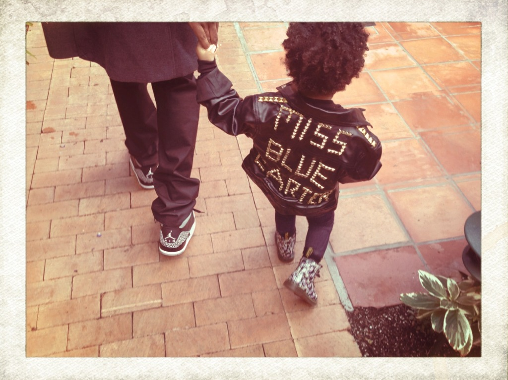 miss blue ivy carter-beyonce-tumblr jay z-44th birthday-the jasmine brand