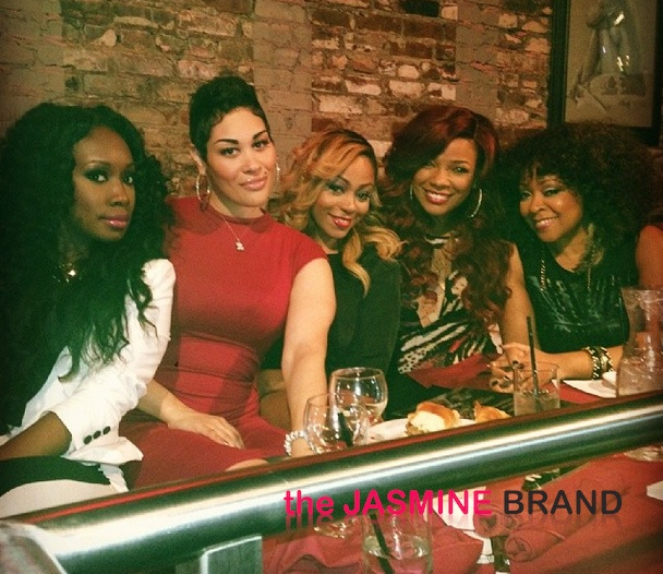 No Drama, Here! 'R&B Divas' Newbies Lativa Roberson and Meelah Williams Film New Season