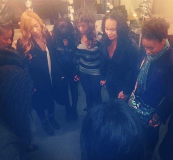 prayer-saturday night live-black womens showcase audition-the jasmine brand