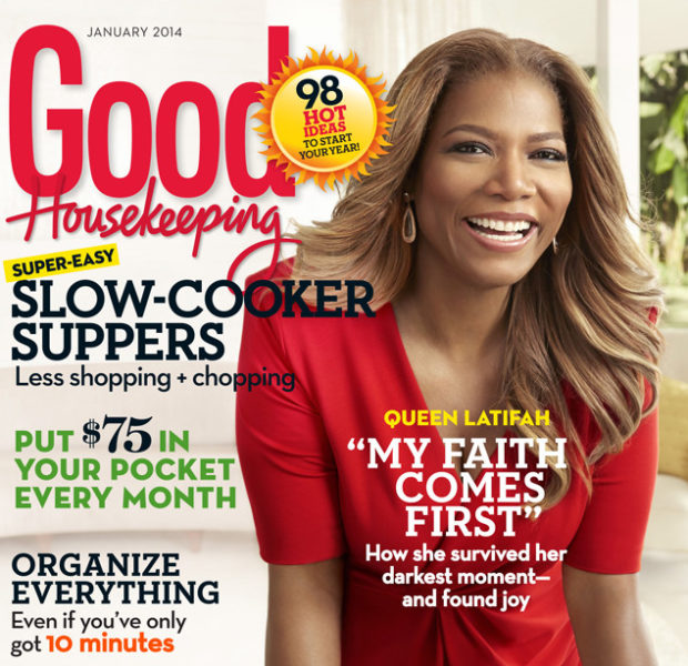 Queen Latifah Recounts Being Molested As A Child, Abusing Alcohol To Numb The Pain