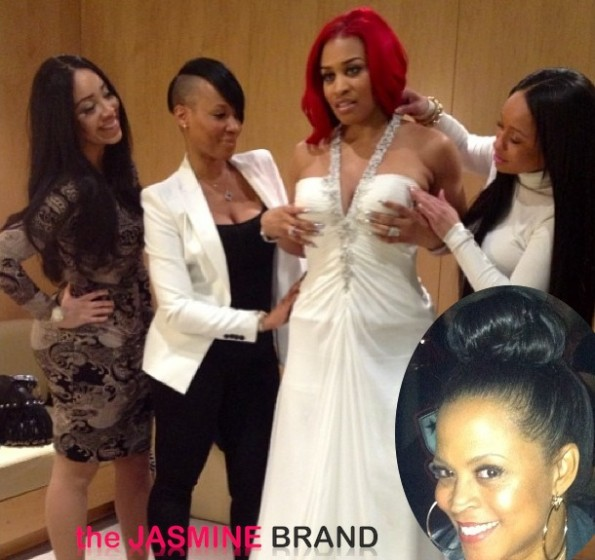 rashidah ali-announces wedding special-with shaunie oneal-the jasmine brand