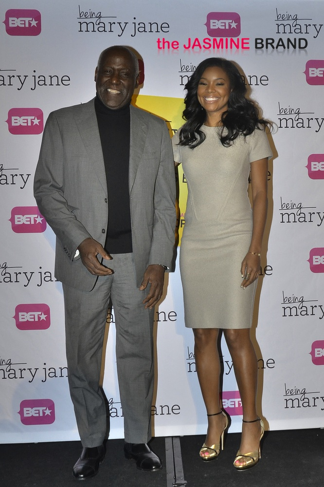 """Being Mary Jane"" Exclusive Advance Screening at The Hyatt Regency Chicago - December 9, 2013"