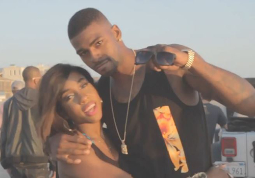sevyn streeter-dating rumors-it wont stop video-the jasmine brand