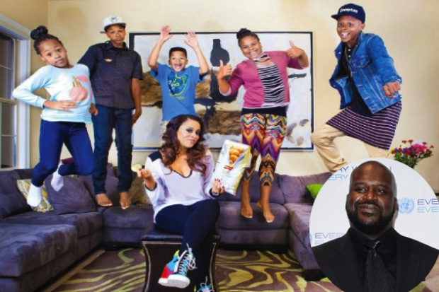 Shaunie O'Neal & Shaq Court Battle Over Spin-Off Starts + Shaunie Receives $100K in Monthly Child Support?