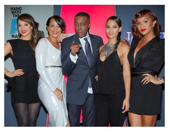 [VIDEO] Lisa Raye & 'Single Ladies' Cast Talks Reality TV, Cougars & Sexual Chemistry on Arsenio Hall