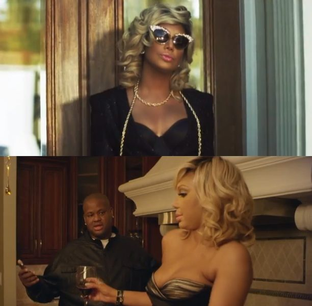 [WATCH] Tamar Braxton Snags Husband As Leading Man For 'All The Way Home' + 'She Can Have You' Video Features Designer Shateria Morange-el