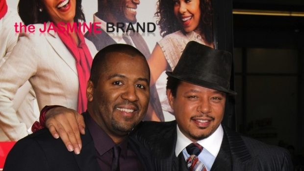 Ear Hustlin': Terrence Howard Married for Fourth Time, To Girlfriend of One Month