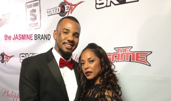 The Game's Fiance Tiffney Cambridge, Denies Joining Love & Hip Hop LA Spin-Off