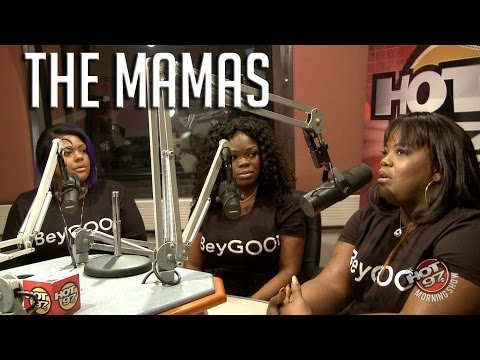 the mamas-beyonce back ground singers-hot 97-the jasmine brand