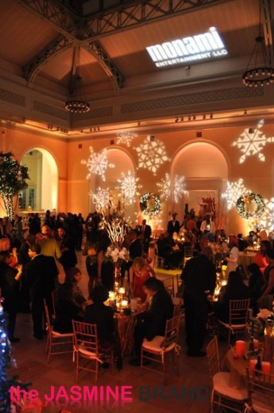 the scene at the Newark Museum 6-mona scott young holiday party 2013-the jasmine brand