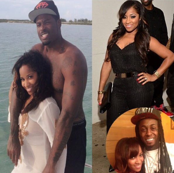 toya wright-hates being referred to as lil waynes baby mama-the jasmine brand