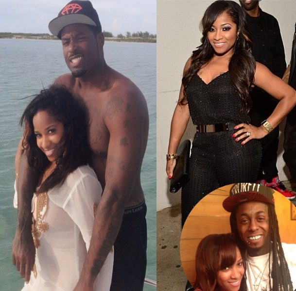 Toya Wright Feels Disrespected When She's Refer To As Lil Wayne's 'Baby Mama': I'm somebody's wife!