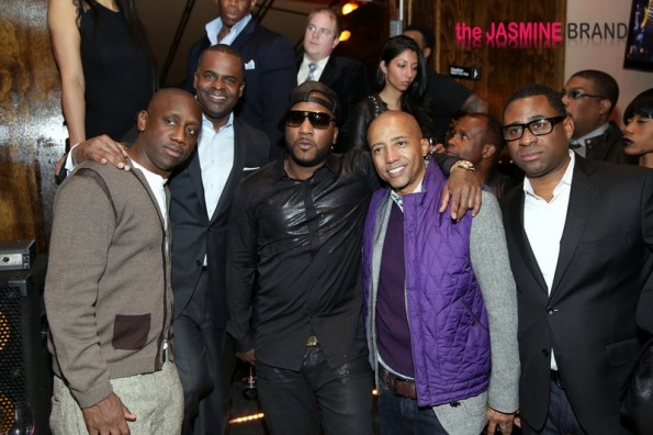 zulu-mayor-young jeezy-kevin lile-frank ski-wine tasting 2013-the jasmine brand