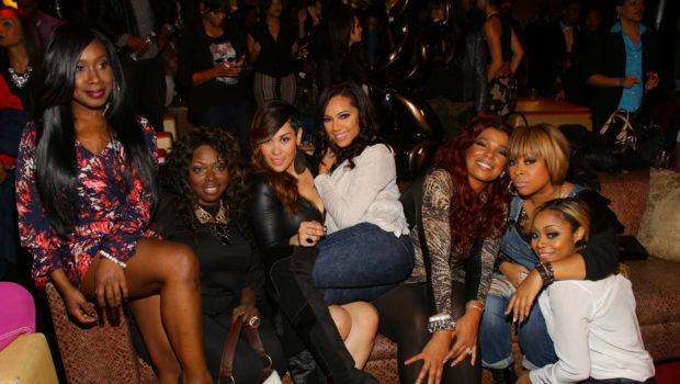 [Photos] R&B Divas ATL Sing For Autism: Erica Mena, Musiq Soulchild & Q Parker Spotted
