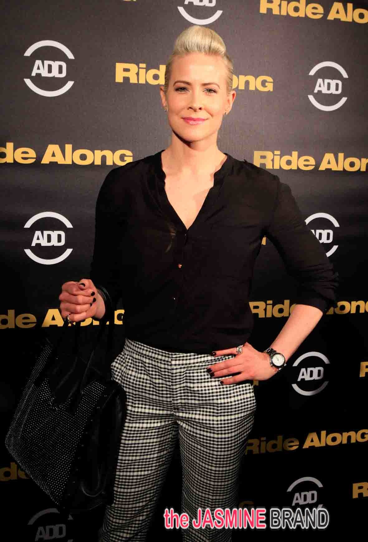 Brittany Daniel-ride along premiere-the jasmine brand
