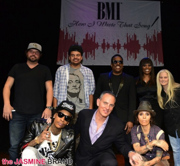 GRAMMY AWARD NOMINEES AND HITMAKERS SHARE SONGWRITING SECRETS AT BMI-HOW I WROTE THAT SONG-the jasmine brand
