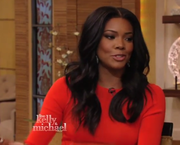 Gabrielle Union on Kelly and Michael