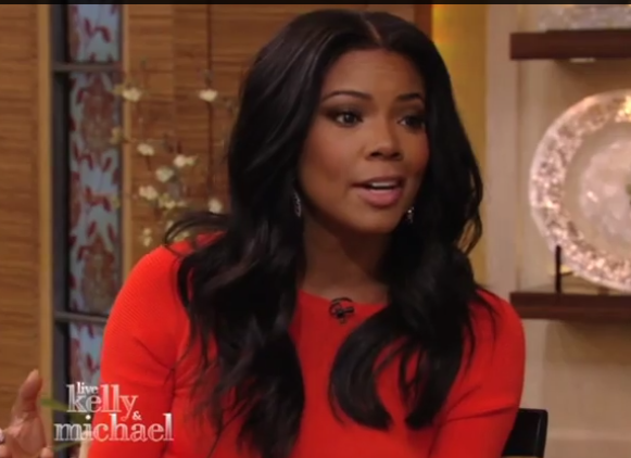 Gabrielle Union Speaks Publicly For the 1st Time, About Engagement + Watch 'Being Mary Jane' Episode 2